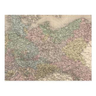 Norddeutschland Postkarte