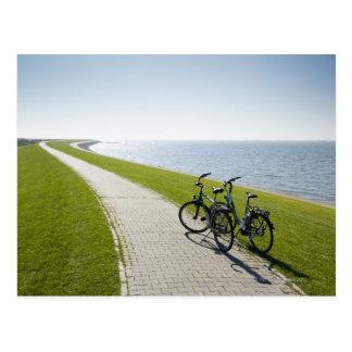 Norderney, Ostfrisian-Inseln, Deutschland 2 Postkarte