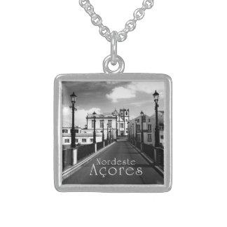 Nordeste - Azoren-Inseln Sterling Silberkette