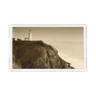 Nordhauptfort Canby Staats-Park des leuchtturm- , Acryl Tablett