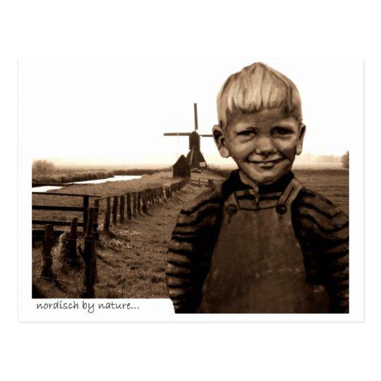 nordisch by nature postkarte