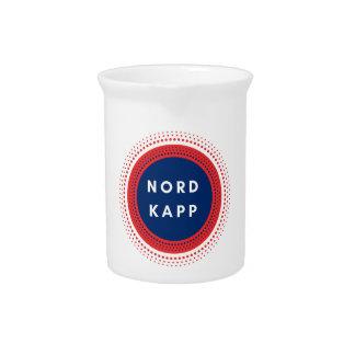 Nordkapp Norwegen Getränke Pitcher