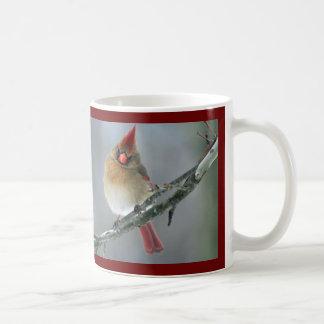 NordKardinals-Tasse Kaffeetasse