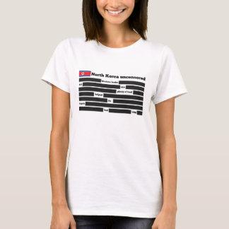 Nordkorea unzensiert T-Shirt