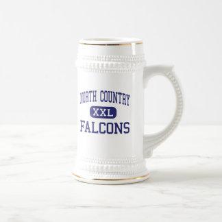Nordland - Falcons - hoch - Newport Vermont Bierglas