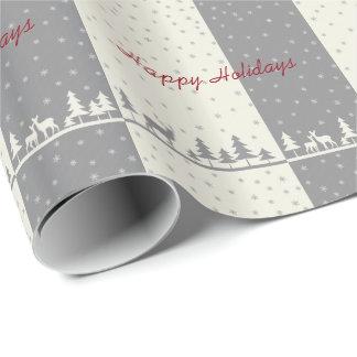Nordland - Weihnachtskarten u. -mehr Geschenkpapier