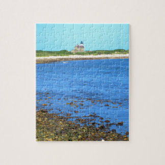 Nordlicht-Block-Insel Puzzle