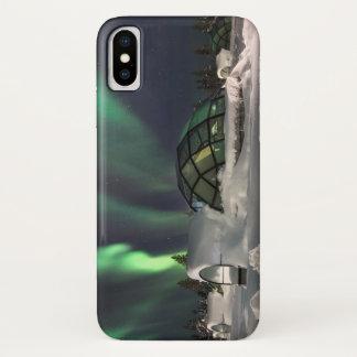 Nordlichter iPhone X Hülle