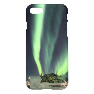 Nordlichter über Finnland iPhone 8/7 Hülle