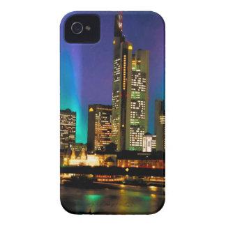 Nordlichter über Frankfurt - Originalvorlage iPhone 4 Hüllen