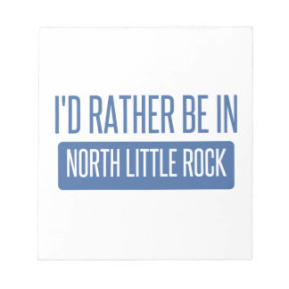 NordLittle Rock Notizblock
