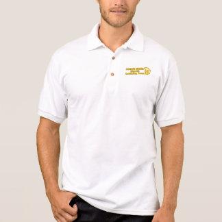 NordMiami Beach-trinkende Teamt-shirts Polo Shirt