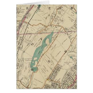 Nordnew york city 5 karte