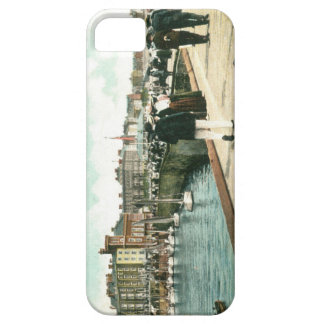 Nordpier, (1905) Handy-Fall Bridlington iPhone 5 Schutzhülle