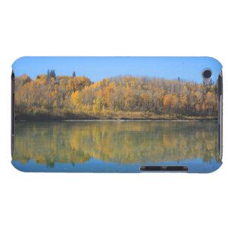 Nordsaskatchewan-Fluss im Fall iPod Case-Mate Hülle