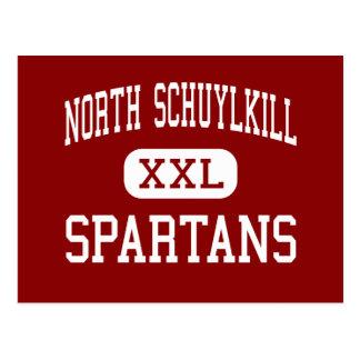 NordSchuylkill - Spartans - Jüngeres - Ashland Postkarte