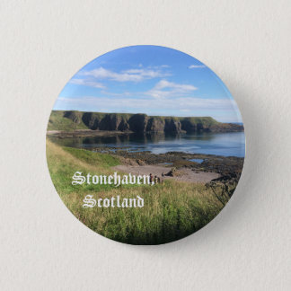 Nordsee Stonehaven Knopf Runder Button 5,1 Cm