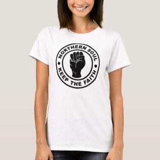 NordSoul behalten den Glauben T-Shirt