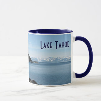 Nordufer Lake Tahoe, Neigungs-Dorf, Nevada Tasse