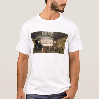Nordwest Bahnhof, Wien, 1875 T-Shirt