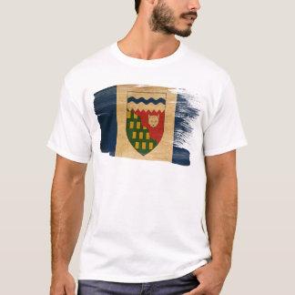 Nordwest-Territoriens-Flagge T-Shirt