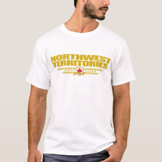 Nordwest-Territoriens-Stolz T-Shirt