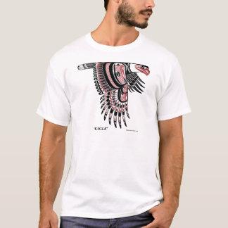 Nordwestküsten-Eingeborener Eagle T-Shirt