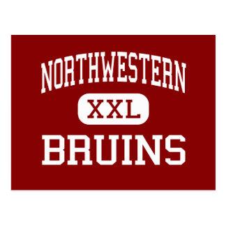Nordwestliche - Bruins - Mitte - Zachary Louisiana Postkarte