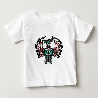 Nordwestpazifikküste Haidakunst Thunderbird Baby T-shirt