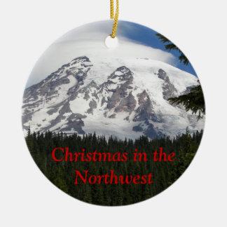 NordwestweihnachtsFoto Keramik Ornament