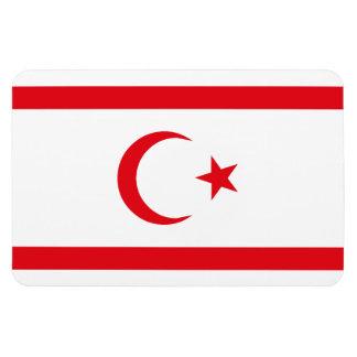 Nordzypern-Flagge Magnet