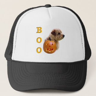 Norfolk Terrier Halloween Boo Truckerkappe