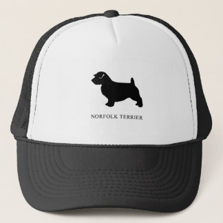 Norfolk Terrier Truckerkappe
