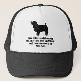 Norfolk Terrier Truckerkappe