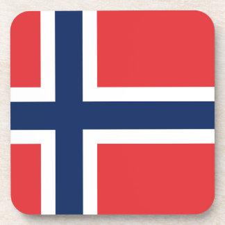 norieguian Flagge Getränkeuntersetzer