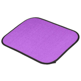 Normallack: Flieder lila Auto Fussmatte