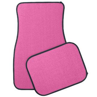 Normallack: Pink #2 Auto Fussmatte