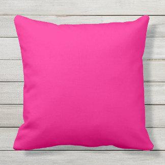Normallack-Pink Kissen Für Draußen