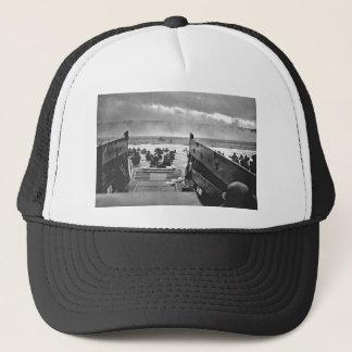Normandie-Invasion an Invasionstag - 1944 Truckerkappe