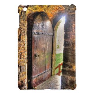 Normanne-Cardiff-Schloss-Tür, Wales, iPad Mini Hülle