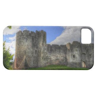 Normanne Chepstow Schloss-Ruinen von Wales, iPhone 5 Hülle