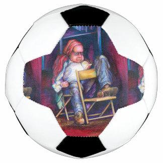 Normanne zieht es vor, in seinem Schlaf zu Fußball