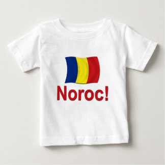 Noroc! (Beifall) Baby T-shirt