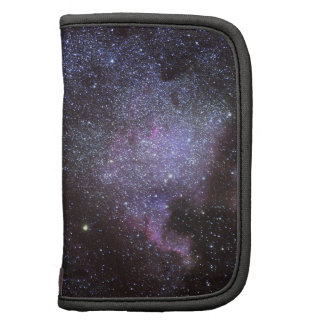 North Amerika Nebula. The Milky way. Mappen