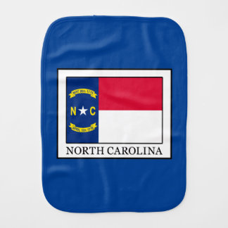 North Carolina Baby Spucktuch