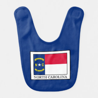 North Carolina Babylätzchen