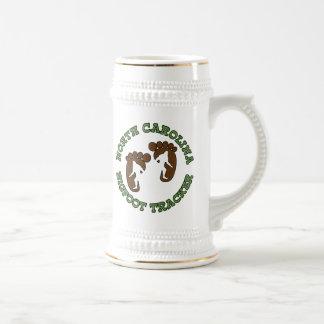 North Carolina-Bigfoot-Verfolger Bierglas