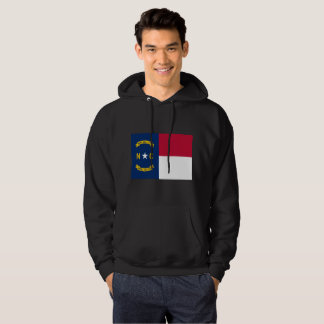 North Carolina-Flagge Hoodie