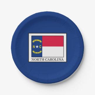 North Carolina Pappteller