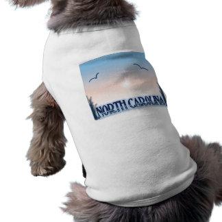 North Carolina-Spritzpistolen-Sonnenuntergang T-Shirt
